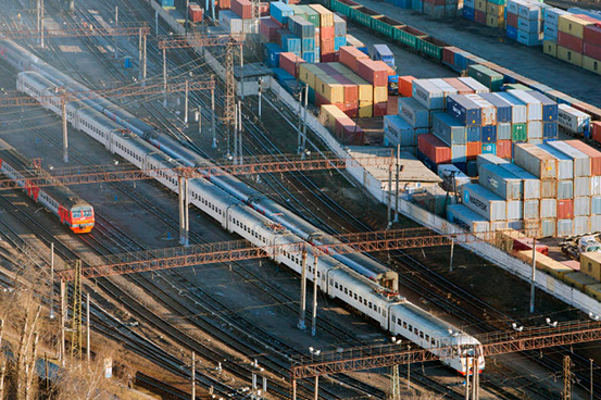 Experiment conducted by Russian Railways JSC impacts the growth of container shipment volume